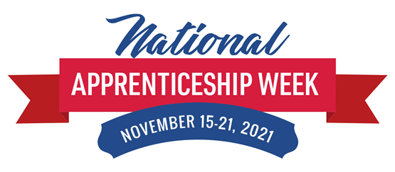 National Apprenticeship Week - November 13-17, 2017