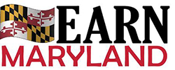 EARN Maryland logo