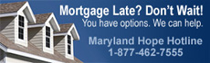 Mortgage Late? Don't Wait.